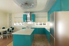 Боярка, кухня в частном доме (1)