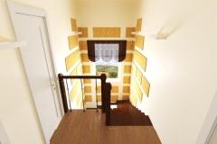 Боярка, холл, лестница на 2 этаж (14)