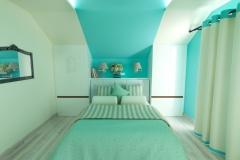 Боярка, спальня в частном доме (15)