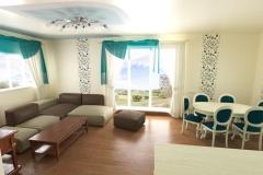 Боярка, гостиная в частном доме (3)
