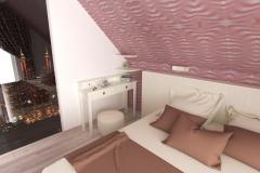 Дом Чабаны, спальня в частном доме (11)