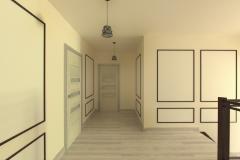 Дом Чабаны, холл второго этажа частного дома (12)