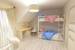 Дом Чабаны, детская комната (3)