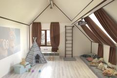 Дом Чабаны, игровая комната (5)