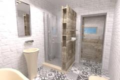 Ялта, душевая, ванная комната (3)