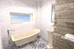 Ялта, душевая, ванная комната (5)