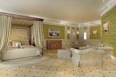 Спальня в классическом стиле (1)