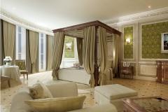 Спальня в классическом стиле (3)