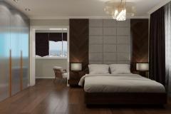 ЖК Министерский, спальня (1)