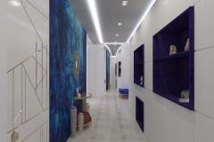 ЖК Эхопарк, коридор 1
