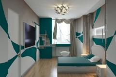 Киев, спальня 1