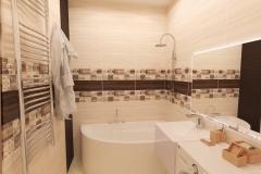 ЖК Министерский, ванная-4б